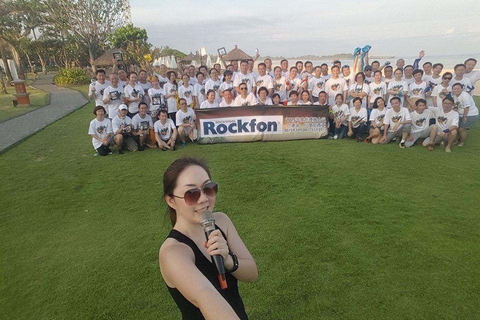 Rockfon Bali Team Building